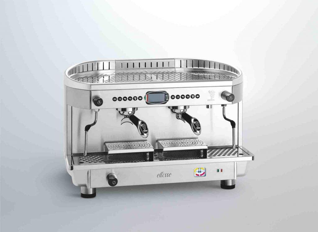 Ellisse DE PID 2GR Cromata espressomachine