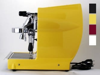 La Nuova Era Cuadra espressomachine alle kleuren