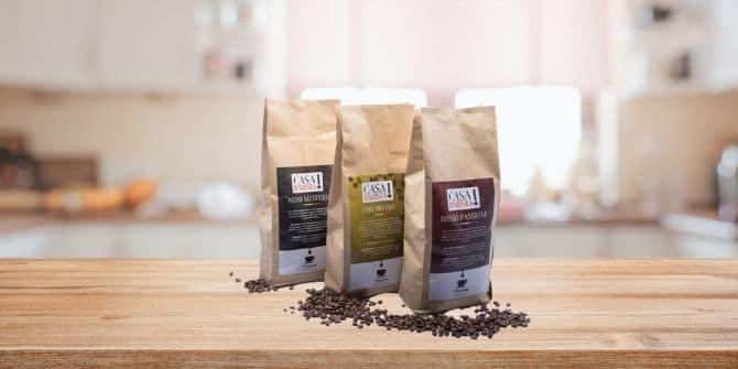 casabarista koffiebonen proefpakket