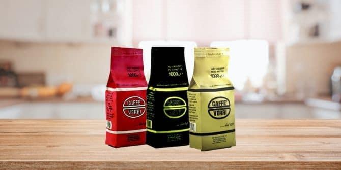 Macafe koffiebonen proefpakket